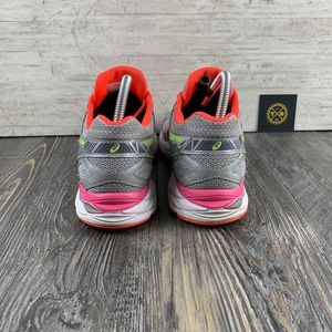 Asics Shoes - Asics l Gel Exalt 3 - Pink/Orange - 9